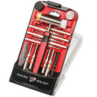 Real Avid Accu-Punch Hammer & Punches Set