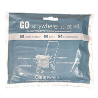 Cleanwaste GO Anywhere Toilet Kit