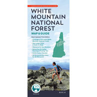 AMC White Mountain National Forest Map & Guide by Appalachian Mountain Club Books