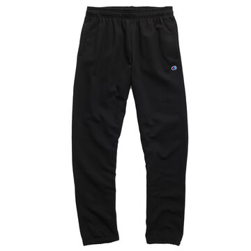 Champion Mens Powerblend Sweats Relaxed Bottom Pant