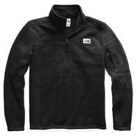 The North Face Men's Gordon Lyons 1/4-Zip Fleece Shirt