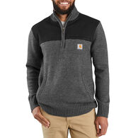 Carhartt Men's Quarter Zip Sweater
