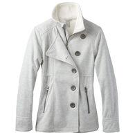 prAna Women's Martina Heathered Jacket
