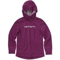 Carhartt Girl's Hooded Sweatshirt