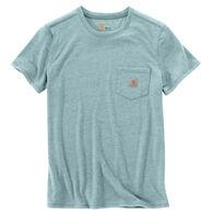 Carhartt Women's Pocket Short-Sleeve T-Shirt