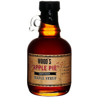 Wood's Pure Maple Syrup Company Apple Pie Maple Syrup