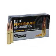 SIG Sauer Elite Performance Match 300BLK 220 Grain OTM Rifle Ammo (20)