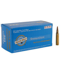 Black Hills Re-Manufactured 223 Remington 55 Grain SP Rifle Ammo (50)