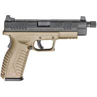 "Springfield XD(M) Full Size Threaded Barrel 9mm 4.5"" 19-Round Pistol"