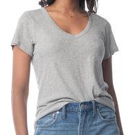 Synergy Clothing Women's Tried & True V-Neck Short-Sleeve Shirt