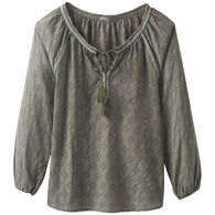 prAna Women's Verano Long-Sleeve Top
