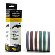 Work Sharp P80 / P220 / P6000 Grit Replacement Belt Kit