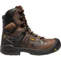"""Keen Men's Dover 8"""" Waterproof Carbon-fiber Toe Insulated Boot"""