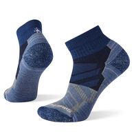SmartWool Women's Hike Light Cushion Color Block Pattern Ankle Sock