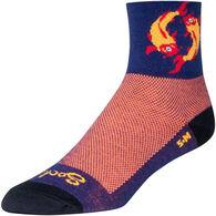SockGuy Men's Koi Sock