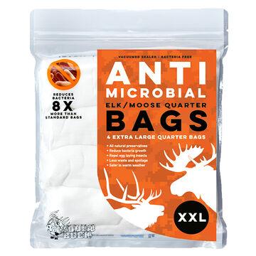 Koola Buck Anti-Microbial Elk & Moose Body Bag - 4 Pk.