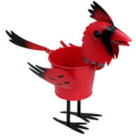 Georgetown Mini Cardinal Planter