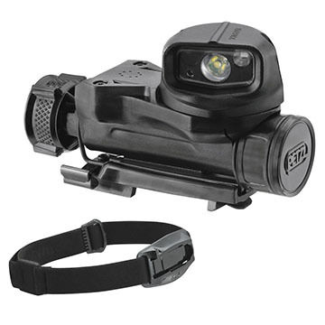Petzl Strix VL 40 Lumen Tactical Headlamp