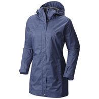 Columbia Women's Splash A Little Waterproof Omni-Tech Rain Jacket