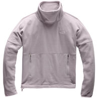 The North Face Women's TKA Glacier Funnel-Neck Pullover