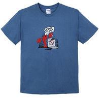 "Artforms Men's ""Say No To Pot"" Lobster Short-Sleeve T-Shirt"
