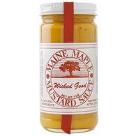 Maine Maple Mustard Sauce - 7 oz.