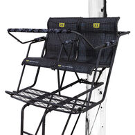 Hawk Big Denali 18' 2-Person Ladder Stand
