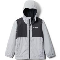 Columbia Boy's Rainy Trails Fleece Lined Jacket