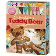 Toysmith Embroidery Teddy Bear Kit