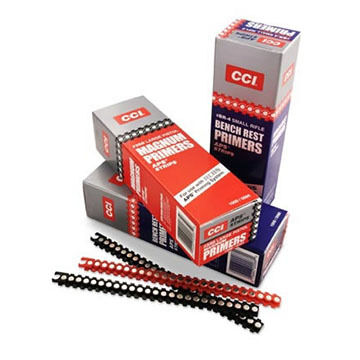 CCI Large Rifle Primers for APS Systems (100)