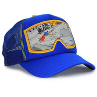 Bigtruck Youth Original Goggle Snowboarder Trucker Hat