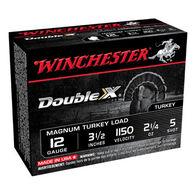 "Winchester Double X 12 GA 3-1/2"" 2-1/4 oz. #5 Shotshell Ammo (10)"