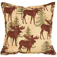 """Paine Products 6"""" x 6"""" Moose Balsam Pillow"""