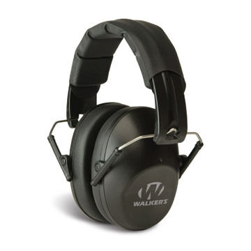 Walker's Pro Low Profile Folding Muff Hearing Protection