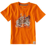 Carhartt Infant/Toddler Boys' Photoreal Wild Short-Sleeve T-Shirt