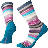 SmartWool Women's Margarita Hike Light Cushion Crew Sock - Special Purchase