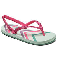 Reef Girls' Stargazer Printed Sandal