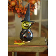 Meadowbrooke Gourds Fiona Miniature Witch
