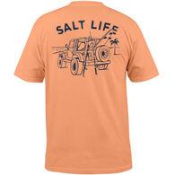 Salt Life Men's Find Your Coast Short-Sleeve T-Shirt