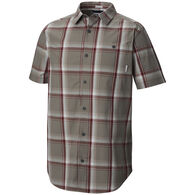 Columbia Men's Big & Tall Boulder Ridge Short-Sleeve Shirt