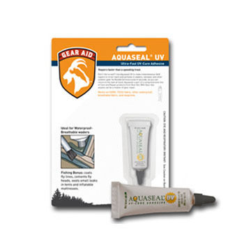 Gear Aid Aquaseal UV Ultraviolet Cure Adhesive