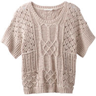 prAna Women's Patchwork Sweater