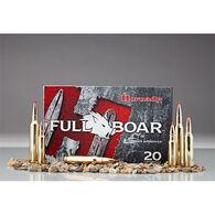 Hornady Full Boar 270 Winchester 130 Grain GMX Rifle Ammo (20)