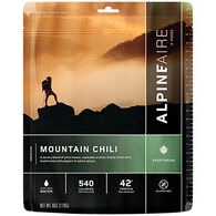 AlpineAire Mountain Chili Gluten Free & Vegetarian Meal - 2 Servings