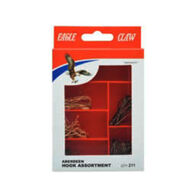 Eagle Claw Hook Assortment - 211 Pk.