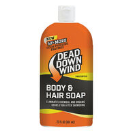 Dead Down Wind Body & Hair Soap - 22 oz.