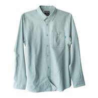 Kavu Men's North Boundary Organic Cotton Chamois Long-Sleeve Shirt