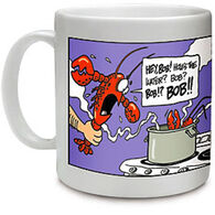 Entertain Ya Mania How's The Water Mug