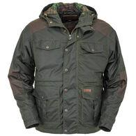 Outback Trading Men's Brant Oilskin Jacket