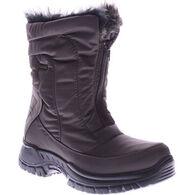 Spring Footwear Women's Zigzag Front Zip Boot